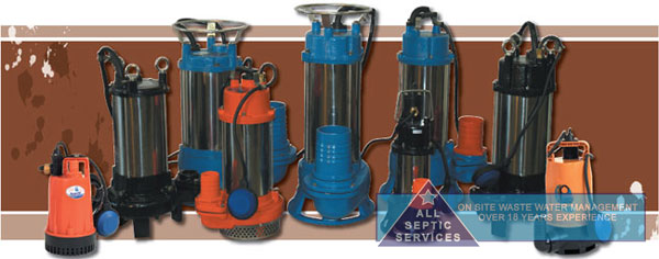 All Septic Service | Pumpmaster Septic Pump
